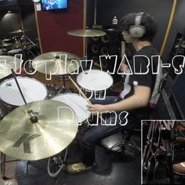 "How to play ""WABI-SABI"" on Drums"
