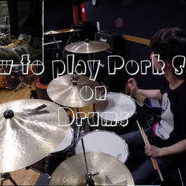 "How to play ""Pork Side"" on Drums"