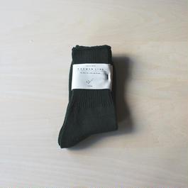メンズ靴下 -green-