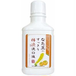 なた豆すっきり柿渋洗口液 500ml T