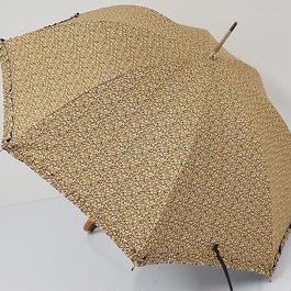 S0713 um-feel MOONBAT 晴雨兼用日傘 USED極美品 リバティ UV 47cm 中古 ブランド
