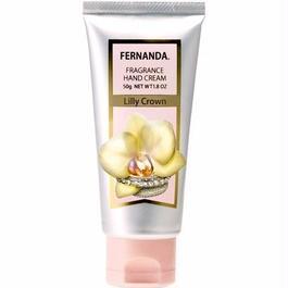 FERNANDA フェルナンダ Hand Cream Lilly Crown  ハンドクリーム リリークラウン