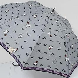 B9787 ㈱小川 PEANUTS SNOOPY スヌーピー 傘 USED超美品 マスタッシュ キャラクター 60cm 中古 ブランド