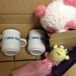 今ツアーご参加中のお客様限定!UNAGI TRAVELマグカップ