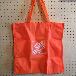 THE HOME DEPOT  shop bag