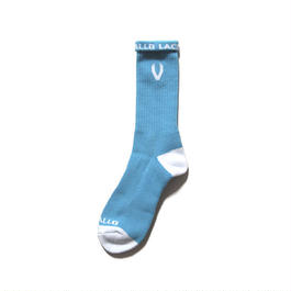 LACROSSE SOX CAROLINA BLUE