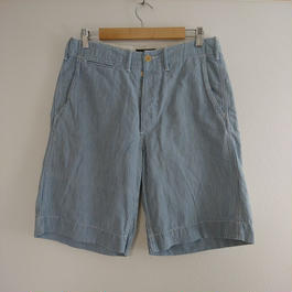「RRL」  Stripe shorts