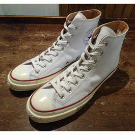 CONVERSE CT 70       OX  (White leather)