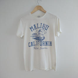 「POLO RALPH LAUREN」 Surfer pattern   Tshirt