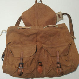 1940s  LL BEAN  CANVAS  DAY  PACK