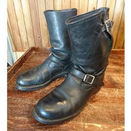 1940s  NORTHERN PATROL   Engineer  Boots