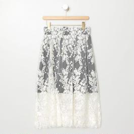リバーレーススカート