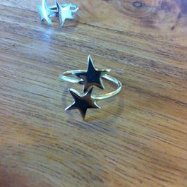 Twin Star リング K18YGP