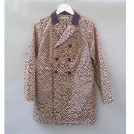Leopard Rain Coat