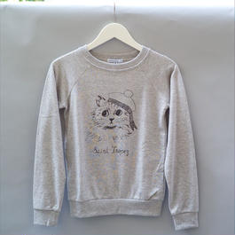 Saint-Tropez Cat Sweatshirts
