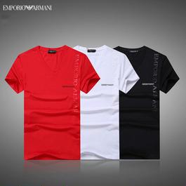 アルマーニTシャツ メンズ愛用 上質 お買い得 送料無料