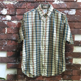60'S HUNTER'S S/S COTTON B/D SHIRT