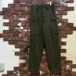 70S NEDERLAND ARMY HBT PANTS