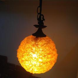 60-70's SPAGETTI LAMP