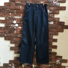 40-50s DENIM PAINTER PANTS
