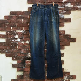 60s PIONEER DENIM PAINTER PANTS