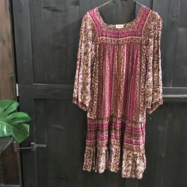 INDIAN COTTON ONE PIECE