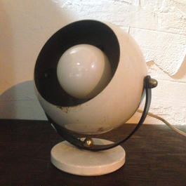 60's SPACE AGE DESK LAMP