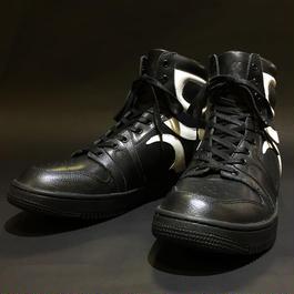Tribal Vieiras Sneaker/BLK