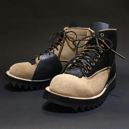 Combi Lace-up Boots【#2】