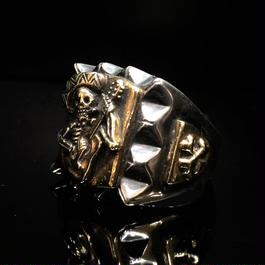 MexicanSkull RING