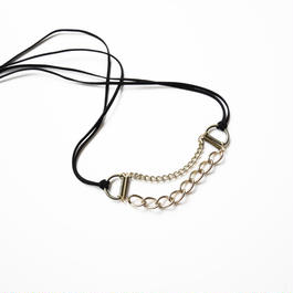 chain 2ways choker GOLD