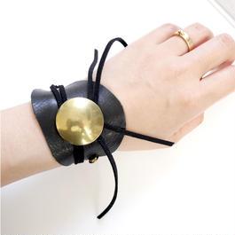 sash bracelet BLACK