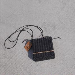SHIKAKU bag BLACK