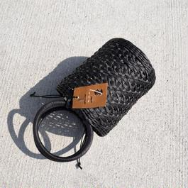 TSUTSU bag BLACK