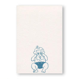LETTERPRESS CARD 活版カード09