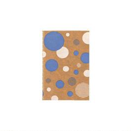 RO-BIKI NOTE Blue circles