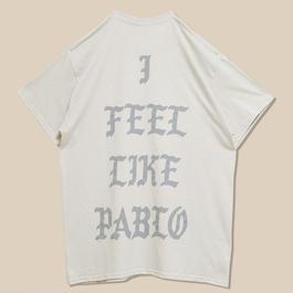 「I FEEL LIKE PABLO SAND T SHIRT」-LONDON- / (送料込み)