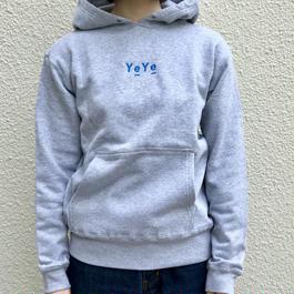YeYe Logo フードパーカー