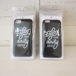 YOUR DAILY COFFEEオリジナル iPhoneケース7