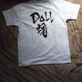 「DOLL魂」オリジナルTシャツ