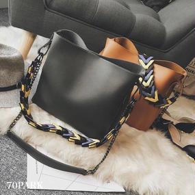 #Double Strap Tote Bag ポーチ付き ダブルストラップ トートバッグ 全4色 ショルダー