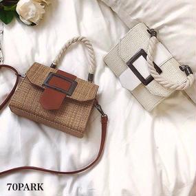 #2way Rope Handle Basket Bag   ロープ ハンドル 太ベルト かご バッグ 全2色  カゴバッグ