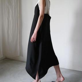 sensitive line cami dress