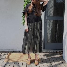 tulle mesh dolly dress