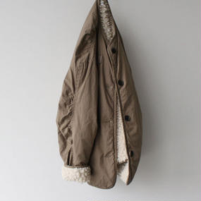!sheep sheep! inner boa jacket