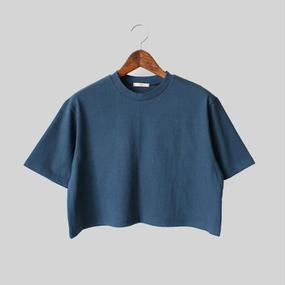 -4colors- short cropped t-shirt
