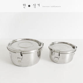 ●kitchen item●stainless lunch box-small-