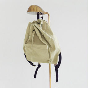 daily string backpack