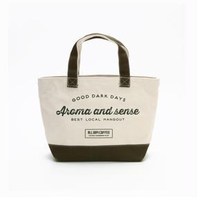 Mini Tote Bag(Khaki)