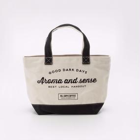 Mini Tote Bag(Black)